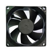 80x80x25mm 8025 DC axial fan from Sunyon Industry Co. Ltd Dongguan