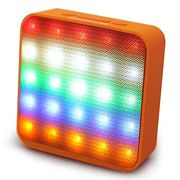 China Cube Promotion LED Flashing Bluetooth Speaker, Aux-in, Colorful, Cube Shape, Handsfree, TF Card, USB