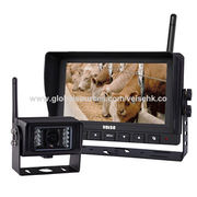 Wireless surveillance camera system for agricultural equipment safety vision from Veise Electronics Co. Ltd