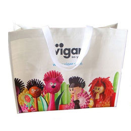 Laminated recyclable PP woven tote bag from China (mainland)