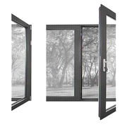 80 series thermal break aluminium window from China (mainland)