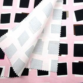 China Carbon peach cotton spandex satin fabric