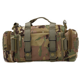 China Outdoor Military Tactical Waist Pouch Pack Bag