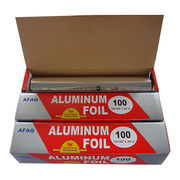 Aluminum foil roll from China (mainland)