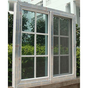 China Horizontal sliding window PVC sliding window