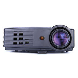 China LED Projector, 5500 Lumens Full HD LED Digital Smart 3D Home Theater Projector