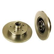 Front brake rotor from Hong Kong SAR