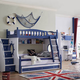Children's bunk beds from China (mainland)