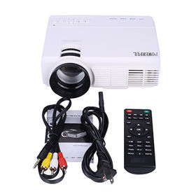 Egypt good market Q5 mini projector from China (mainland)
