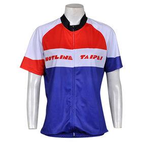 Cycling jerseys from Hong Kong SAR