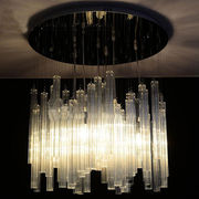 Creative Home Decoration Glass Modern Pendant Lamp from China (mainland)