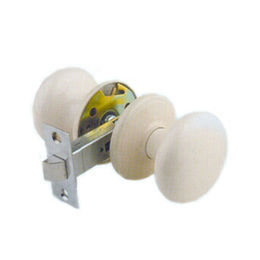 Porcelain Door Knob from Kin Kei Hardware Industries Ltd