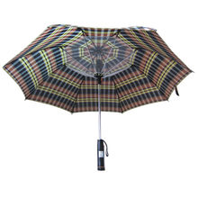 China Air fan umbrella, 23*8k