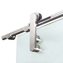 Soft closing sliding glass door system from Door & Window Hardware Co