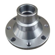 Precision CNC machining custom steel/stainless steel companion flange round billet yoke from HK AA Industrial Co. Limited
