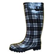 Children's rubber rain boots from Hong Kong SAR
