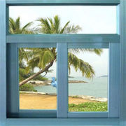 Thermal break aluminum home interior windows