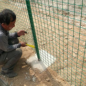 PVC-coated Fence Netting from China (mainland)