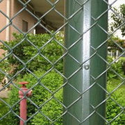 Chain link fence temporary netting from China (mainland)