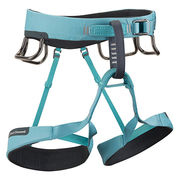 Soft breathable 3D mesh climbing harness from China (mainland)