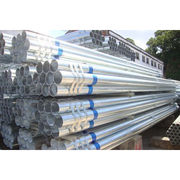 Hot dip Galvanized gas pipe from China (mainland)