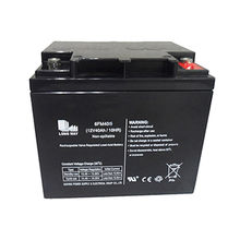 6FM40S lead acid chargeable battery from China (mainland)