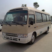 6m coster local assembly bus from China (mainland)