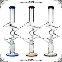 Hammer bubblers Jiangsu HF Art Products Glass Co., Ltd.