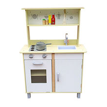 2016 best design funny wooden kitchen play-sets from China (mainland)