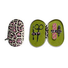 Oval shape 4 pieces manicure set from China (mainland)
