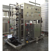 China RO Water Treatment Equipment, Safe/Reliable Electrical System, Can Make Pure Water, CE Standard