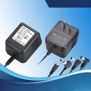 Input 120V AC, output 12V AC 1A AC/AC adapter with North American plug from Xing Yuan Electronics Co. Ltd
