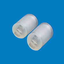 Plastic LED round spacer support from Ganzhou Heying Universal Parts Co.,Ltd