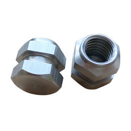 Precision metal machined screw nut from China (mainland)