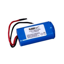 Li-ion 18650 7.4V 2200 mAh Rechargeable Battery module with PCB from Dongguan Victory Battery Technology Co., Ltd.