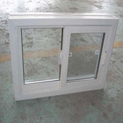 Double glazing vinyl small sliding window