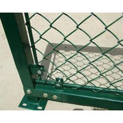 Chain link fence posts from China (mainland)