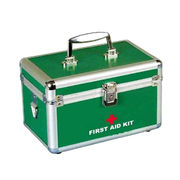 Aluminium first aid case from China (mainland)