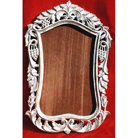 India Wooden Mirror Frame