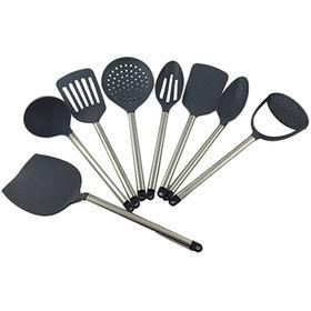 8pcs nylon kitchen utensils from China (mainland)