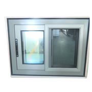 Aluminum accessories sliding window