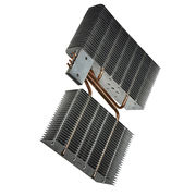Extruded Aluminum Heatsink & Copper PIN Fins for Automotive Electronices from Sunyon Industry Co. Ltd Dongguan