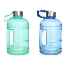 China PETG 1.89L BPA-free plastic water jug, wholesale with handle (KL-8003)
