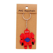 PVC keychains, different cartoon figure OEM & ODM are welcome