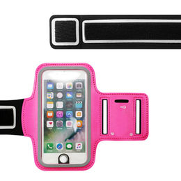 Super slim and simple sports armband for iPhone 7 with membrane from Beelan Enterprise Co. Ltd
