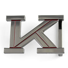 Metal zinc alloy buckles from China (mainland)