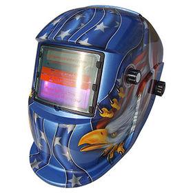 Welding helmet with Filter