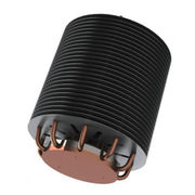 Heat exchanger for Home appliance Led heat sink for stage lamp from Sunyon Industry Co. Ltd Dongguan