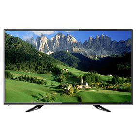 32 Inch LED TV Slim Frame & Good Resolution from Pisonic Electronic (Zhuhai) Limited