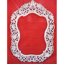 Wooden Mirror Frame from India